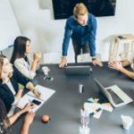gerir equipes de trabalho